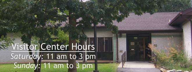 Visitor Center Hours